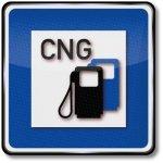 CNG Erdgas
