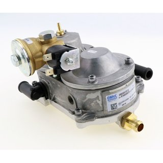 LPG Autogas OMVL Verdampfer Dream XXI-G HP Turbo